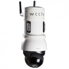 Redeployable CCTV - WCCTV 4G Speed Dome +
