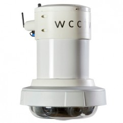 Redeployable CCTV - WCCTV 4G MultiCam Dome